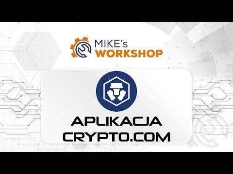 Aplikacja Crypto.com - staking, lending, kupno kryptowalut, karta płatnicza - instrukcja obsługi