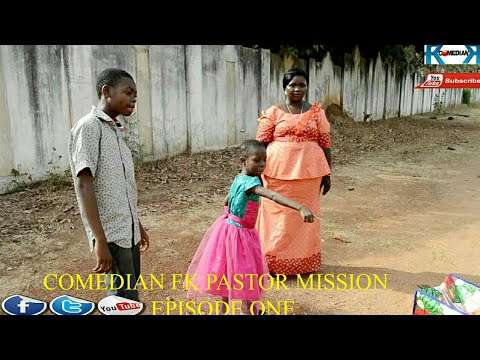 Pastor Mission Episode 1. fk Comedy