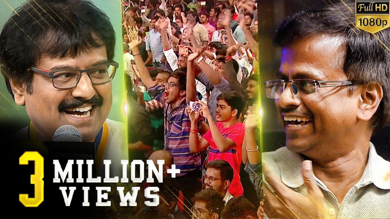 Thalapathy na?..Thala na?.. - Vivek's Mass Punch - Fans Unstoppable!