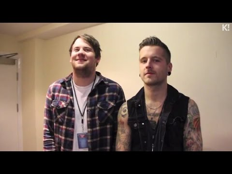 Kerrang! Tour 2015 - Leeds - Beartooth and Bury Tomorrow Scream Tutorial