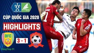 Đồng Tháp vs Hải Phòng: 3-1   Highlights Cúp Quốc Gia 2020   On Sports