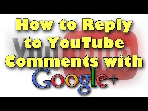 How To Reply To Comments On Youtube 2014 from YouTube · Duration:  3 minutes 31 seconds