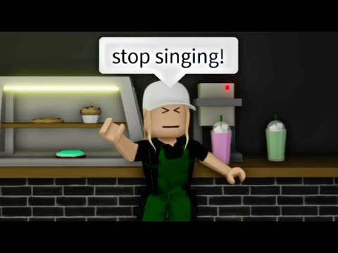 When you sing your order (meme) ROBLOX