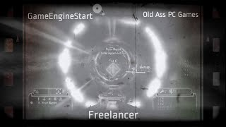 Old Ass PC Games - Freelancer
