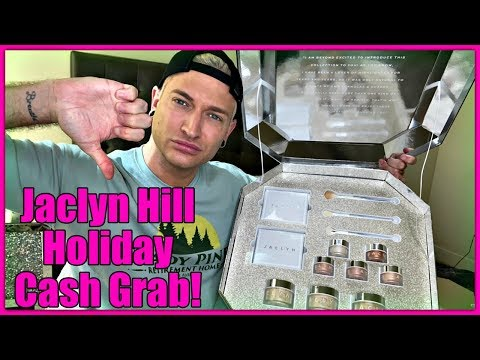 Jaclyn Hill Holiday Collection DRAMA! thumbnail
