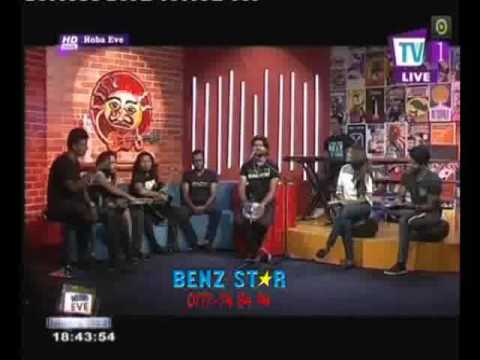BENZ STAR LIVE  - TV1  LIVE PROGRAMME (PART 2)