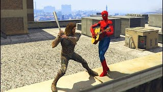 GTA 5 Crazy Ragdolls Aquaman  Compilation vol.2(GTA 5 Euphoria Physics Fails Funny Moments)Spiderman