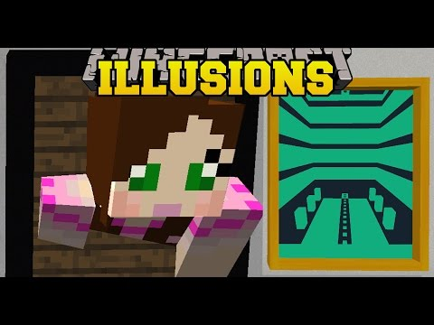 Minecraft: WORLD OF ILLUSIONS! - BEYOND PERCEPTION 2 - Custom Map [2]
