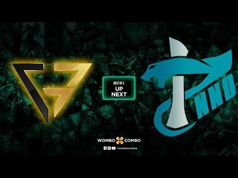 Clutch Gamers vs TPNND Game 1   China Dota2 Supermajor - SEA Qualifier   BO2
