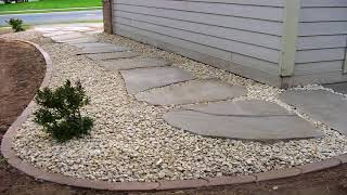 Gambar cover Landscaping Ideas With Rocks And Pavers