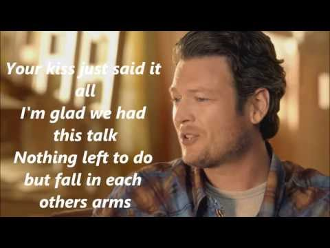 Blake Shelton Honey Bee with Lyrics