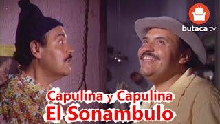 Capulina: El Sonambulo - película completa