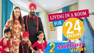 Challenge - Living in A Room - 24 Hours | Ramneek Singh 1313