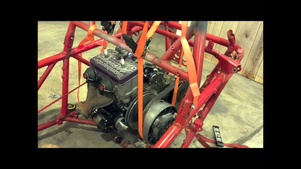 1989 honda pilot fl400 rotax 670 h o conversion fl670   youtube