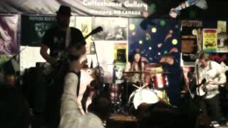 The Afterlife- Last Thread On The Rope (Live Pop Soda's 21012012)