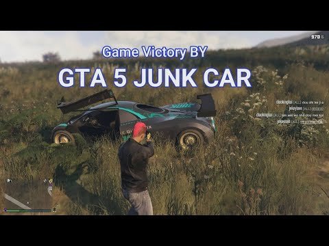 GTA 5 Junk Car Damage To Try By Game Victory