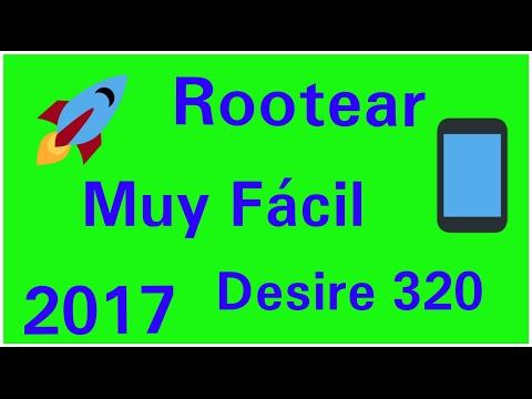 Root htc desire 320