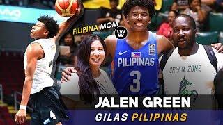 Jalen Green, Pwede Kaya sa Gilas Pilipinas?