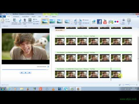 how to make movie in windows 7