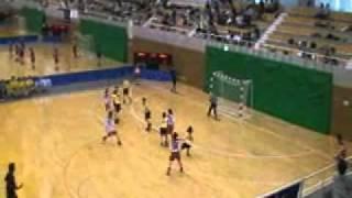 20100711【女子】西日本学生選手権大会、福岡大学vs愛知教育大学