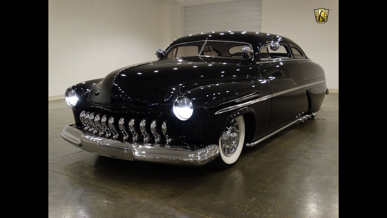 1950 mercury custom gateway classic cars st louis 6640 [ 1280 x 720 Pixel ]