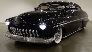 1950 Mercury Custom - Gateway Classic Cars St. Louis - #6640