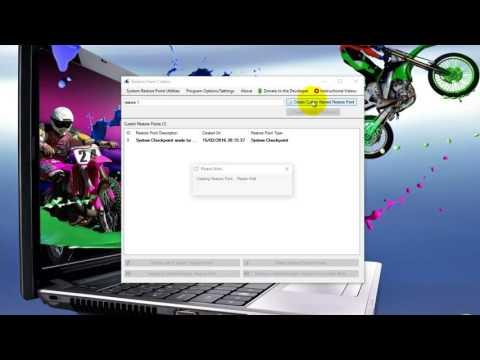 Restore Point Creator 3.5 Build 9