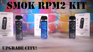 Now THIS is a SEQUEL! Smok RPM2 Kit Review! VapingwithTwisted420