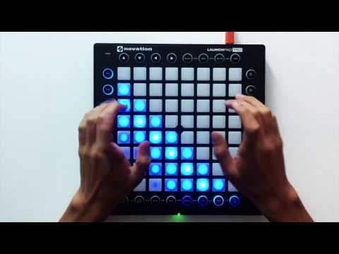 Iyaz - Replay (Jaydon Lewis Remix) / launchpad pro ( my project )