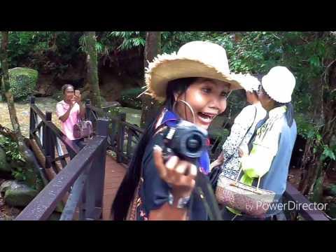 The Wonderful Phlio Waterfall National Park, Chantaburi, Thailand