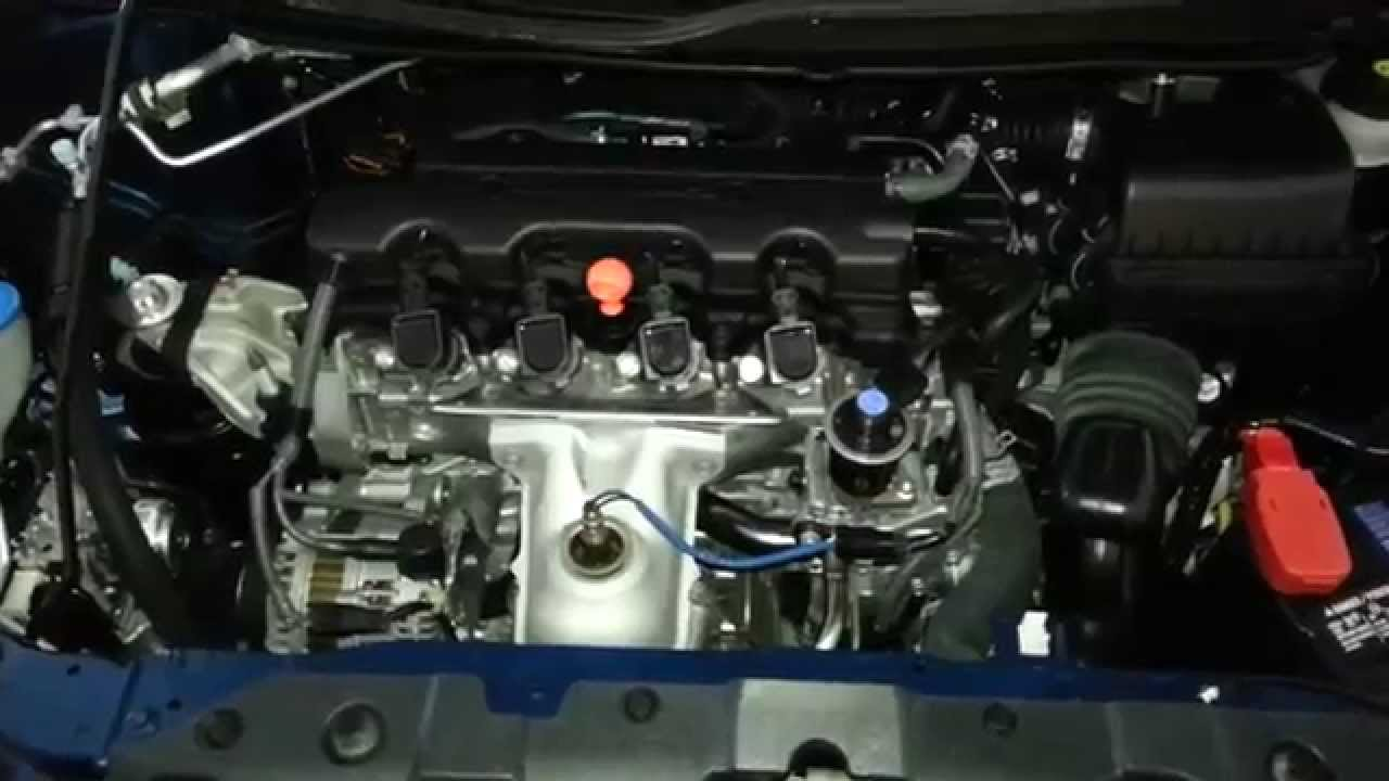 2013 honda civic engine. 2013 honda civic lx sedan r18z1 1.8l i4 engine running after oil change \u0026 spark plugs - youtube