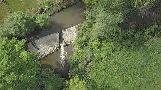 Ruisseau  le Clan  Donzenac   Allassac