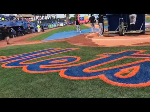 Yankees vs. Mets 2018 Spring Training Recap