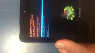 Скачать Acer Iconia One 7 B1 750 Hard Reset фабрични заводски настройки