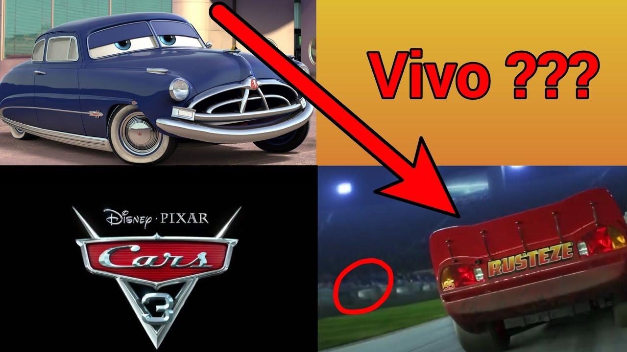 191 Hudson Hornet Esta Vivo Cars 3 Youtube