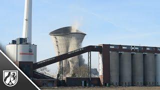 Kohlekraftwerk Knepper an Dortmunder Stadtgrenze gesprengt