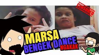 NONTON SAMPE ABIS YA√ MARSA BENGEK VIRAL DANCE #GENERASIMICIN Makas...