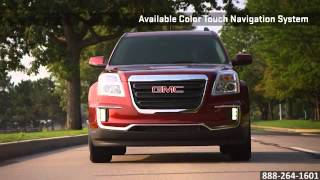 New 2016 GMC Terrain West Point Buick GMC Houston and Katy TX