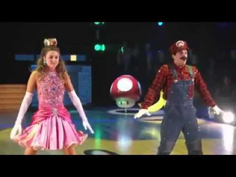 Super Mario Bros. Choreography