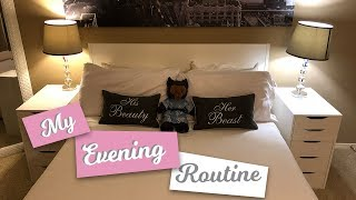 MY NIGHTTIME ROUTINE | COOKING DINNER, HANGING OUT, SKINCARE