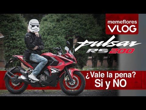 Pulsar Rs 200 Si y No - Bajaj México