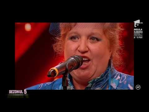 Sezonul 5: Toată viața, Orelia Ciornea, din Chișinău, și-a dorit să cânte pe o scenă