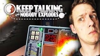 Bin ich BESOFFEN? | KEEP TALKING AND NOBODY EXPLODES