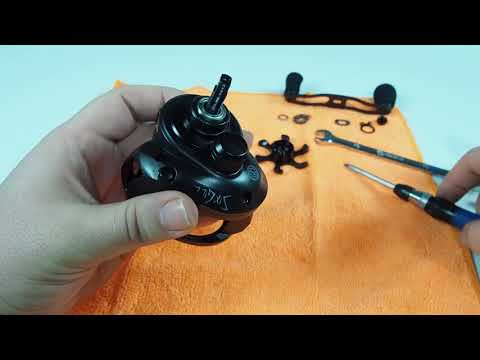 How To Clean Sixgill Fishing Baitcasting Reels