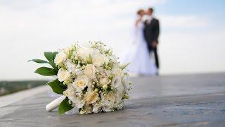 Нежное и красивое свадебное поздравление молодоженам
