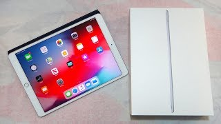 iPad Air 3 10.5 inch 256GB Silver Unboxing
