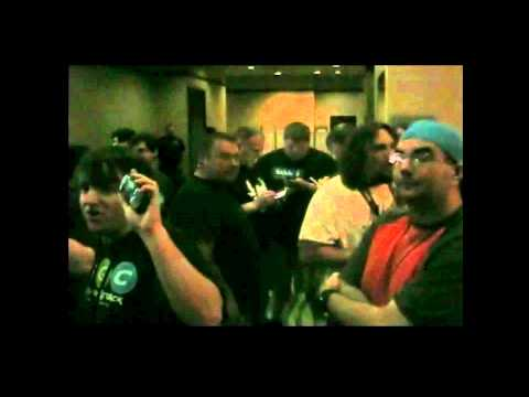 SGC 2010 footage: G1 Karaoke (Part 1)