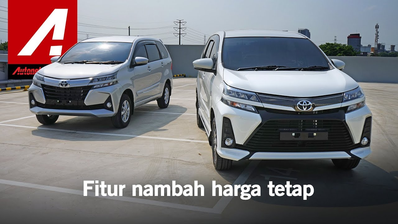 fitur grand new veloz roof rack avanza toyota 2019 baru first impression review by autonetmagz