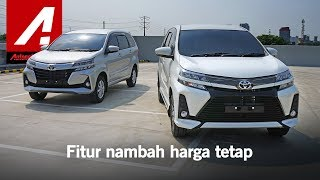 Toyota New Avanza 2019 & Veloz Baru First Impression Review by AutonetMagz