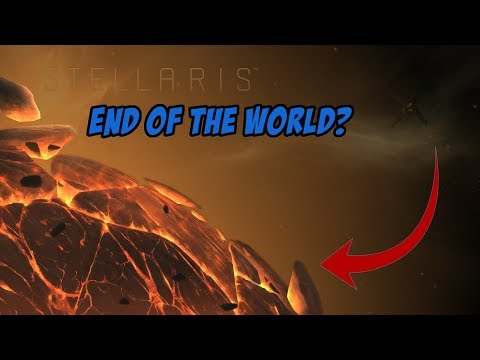 The End of the World: Apocalypse DLC - Stellaris - Project Incursus |